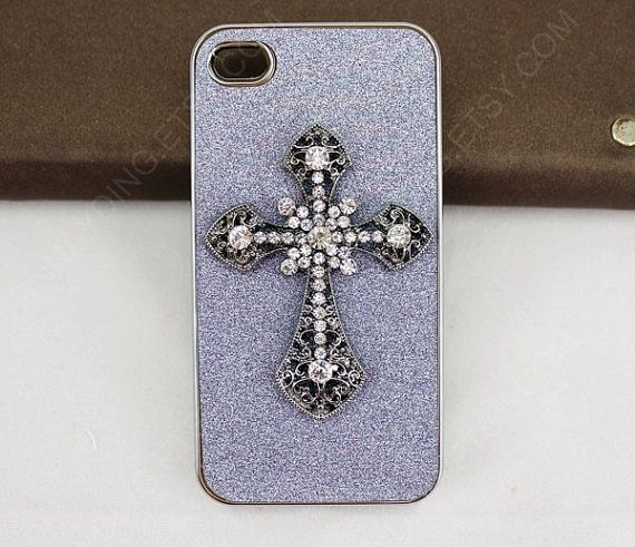 cross phone case  for  iphone 4 case iphone 4s case by dnnayding, $21.99