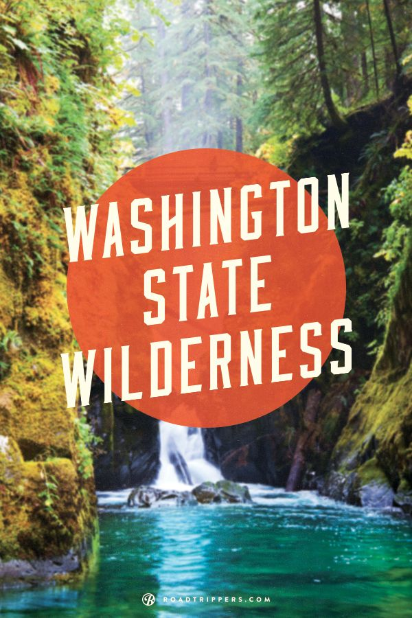 Washington State has TONS of parks and scenic attractions that could keep you busy all summer!