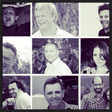 Some of naked's amazing winemakers