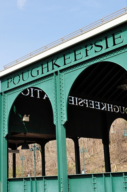 Poughkeepsie Station- I used to take the train to New York City from here.