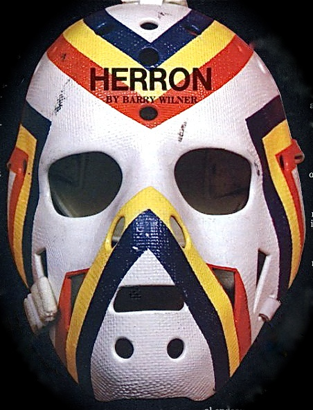 Denis Heron's Mask