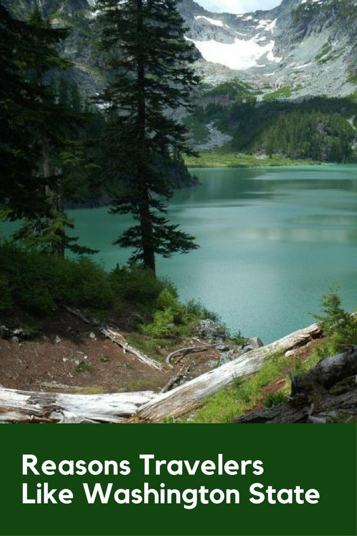 Reasons Travelers Like Washington State 108 best