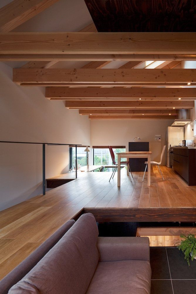 Tamaranzaka House, Kokubunji-City, Tokyo, 2009 by MDS architectureal studio #architecture #japan #house #concrete