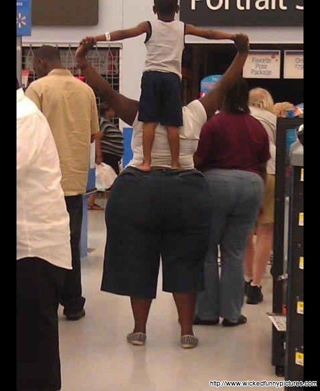 Meanwhile in Walmart... Whoa