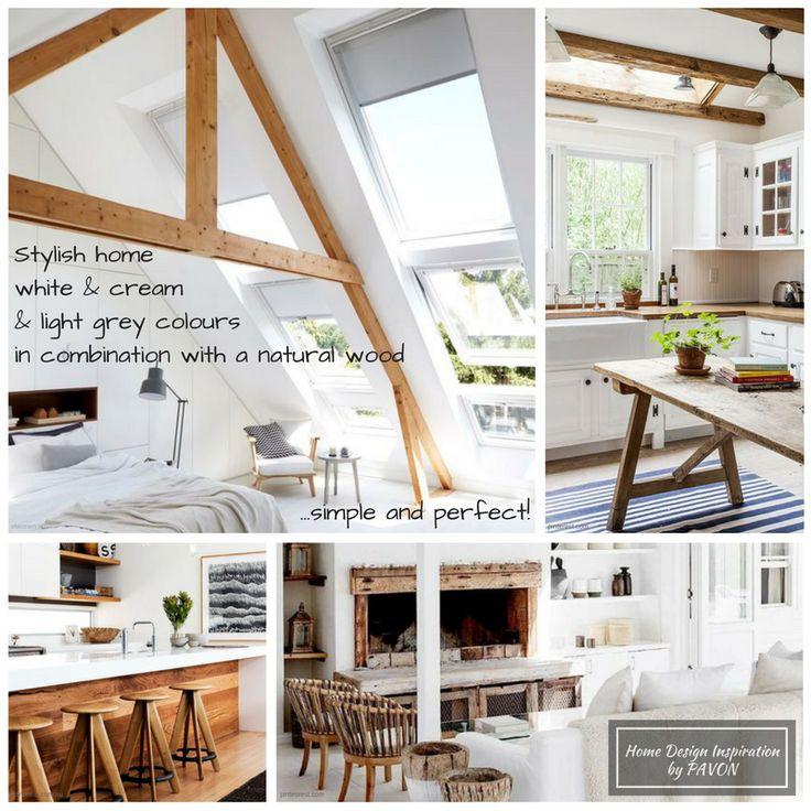 Inspirujte se stylovými interiéry / Home design inspiration