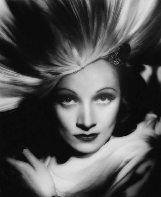 Marlene Dietrich by George Hurrell 1931