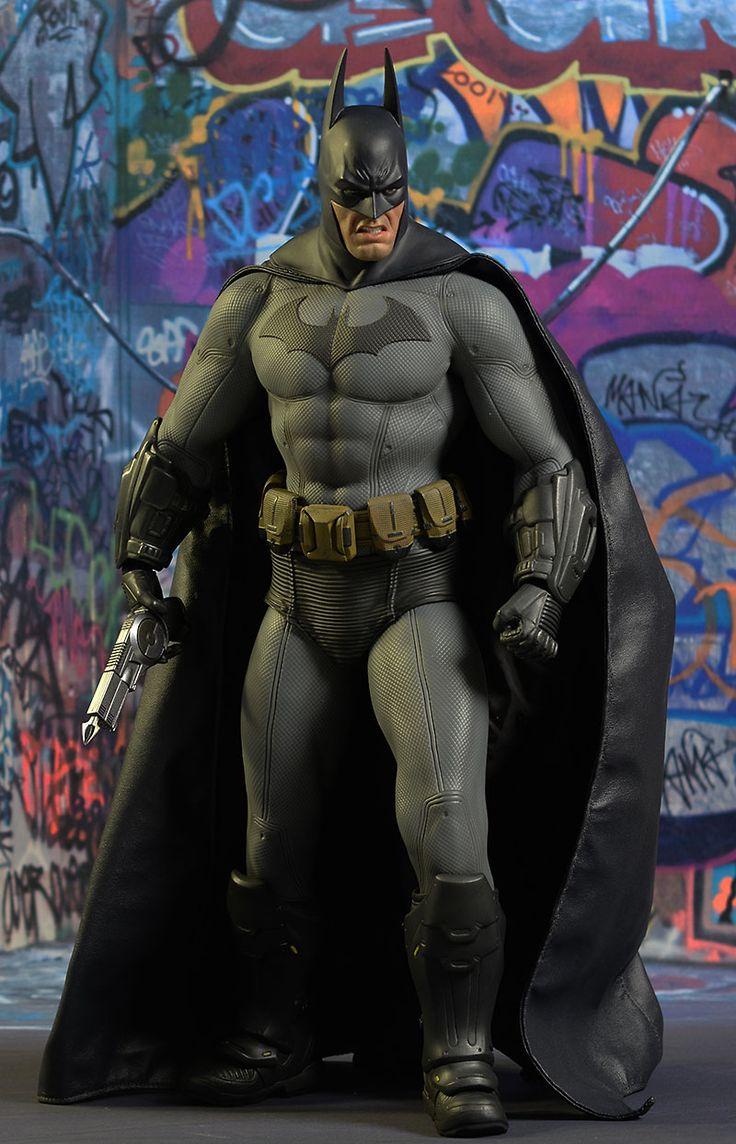 Arkham City Batman sixth scale action figure by Hot Toys