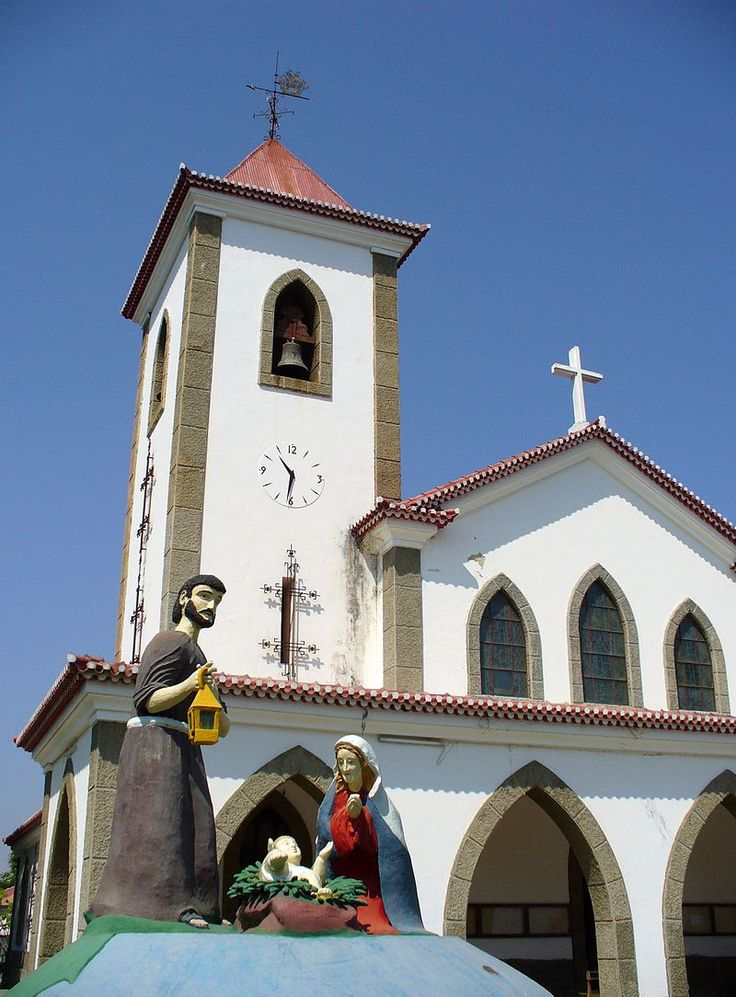 Motael Church, Dili, East Timor (312012049) - East Timor - Wikipedia, the free encyclopedia