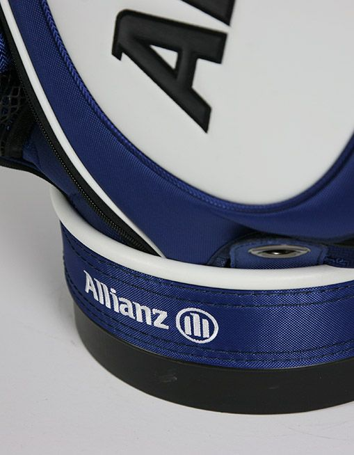 Allianz custom #golf bag