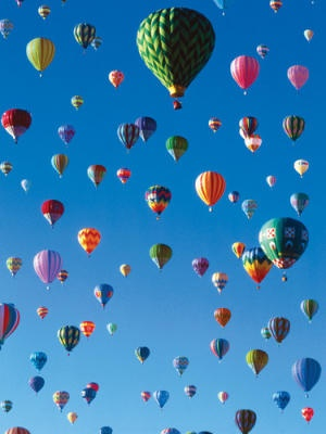 It's on my to do list. Maybe I'll take a ride in one this spring for the Wine and Balloon Festival in Temecula.