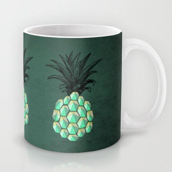 pineapple anatomy 4 mug produits et technologie anatomie et mugs. Black Bedroom Furniture Sets. Home Design Ideas