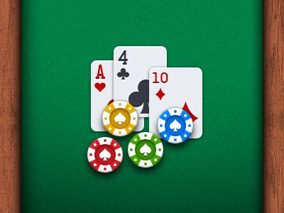 Poker Game Elements - iOS by Umar Irshad