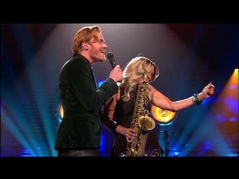 David Dam - Let's Stay Together (The voice of Holland: Liveshow 2014) - YouTube