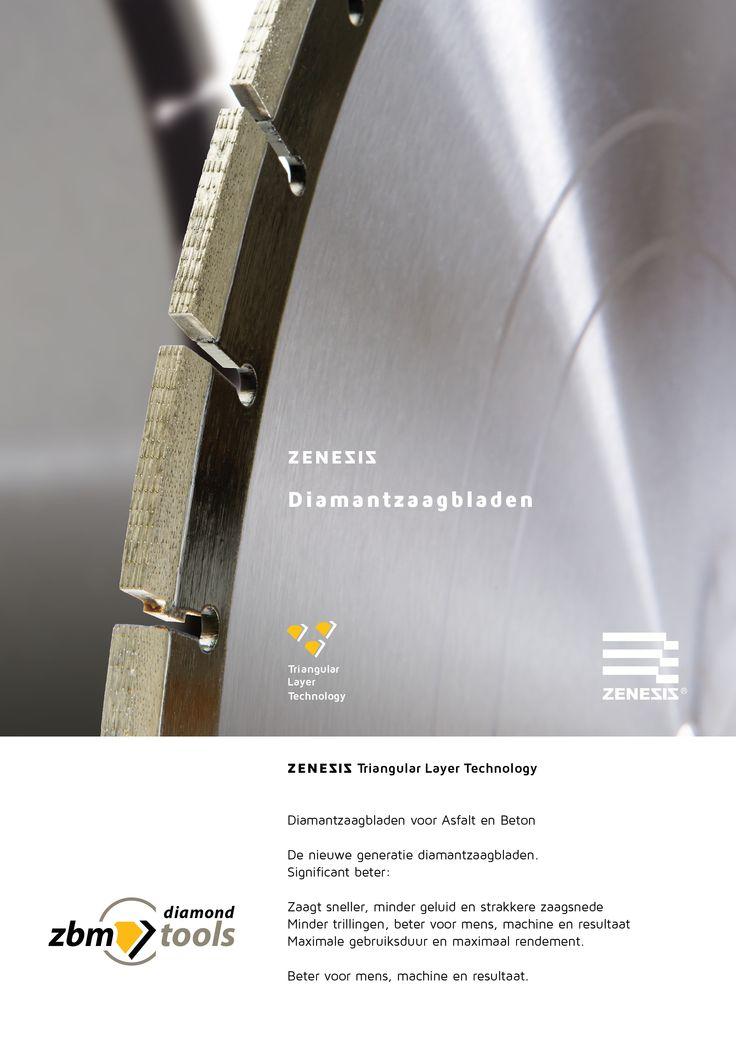 Zenesis brochure, Zbm diamond tools