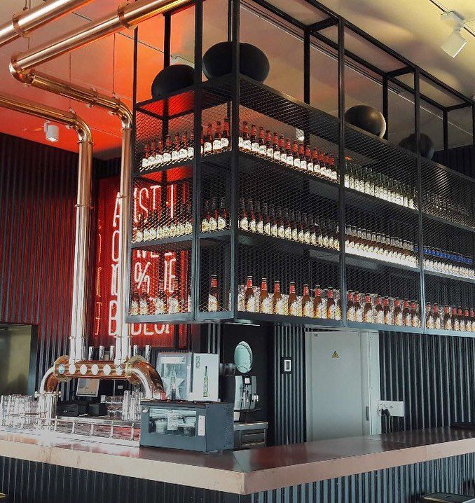 Bars like these in #valencia   Find this hotspot and more in Roos Oudeman's Valencia City Trip guide