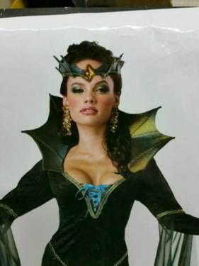 (1) Böse Königin Kostüm Gr. 36/38 in Saarland - Ottweiler | eBay Kleinanzeigen