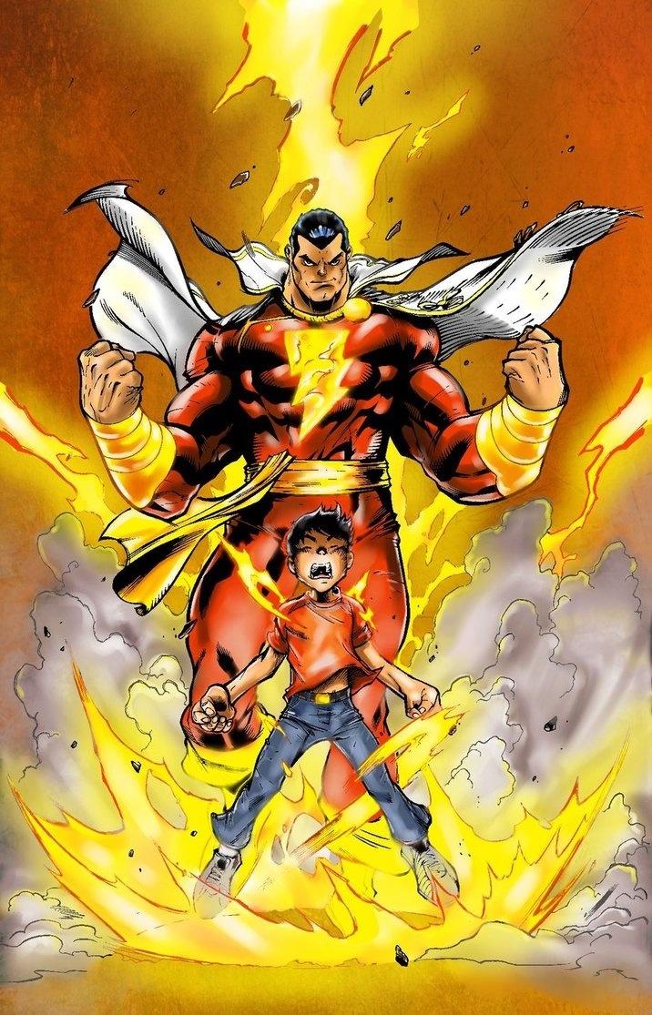 captain marvel comic hero - photo #22
