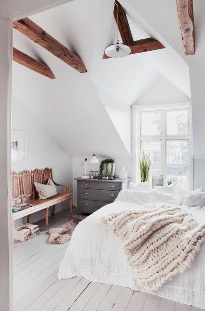 1000 ideas about chambre a coucher scandinave on pinterest chambre a couch - Chambre design scandinave ...