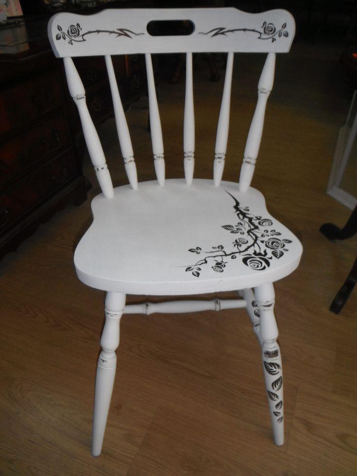 Chair Flowers