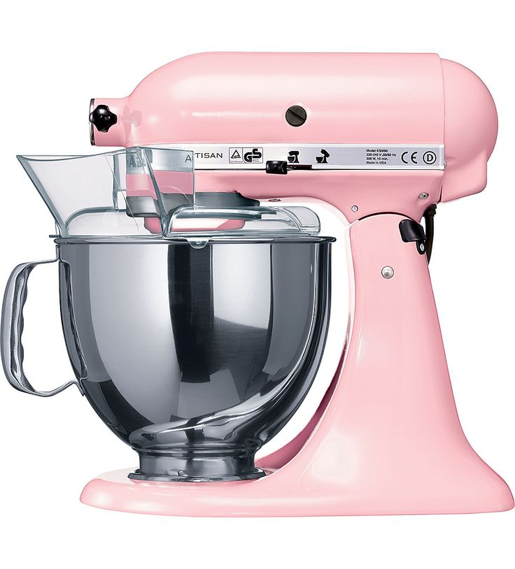 KITCHENAID - Artisan mixer pink 'Cook for the Cure' edition   Selfridges.com
