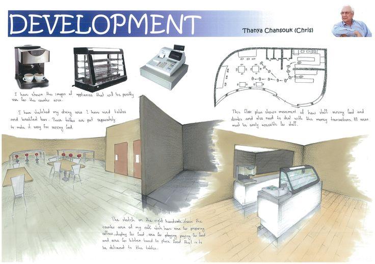 Cefé Interior (Development)