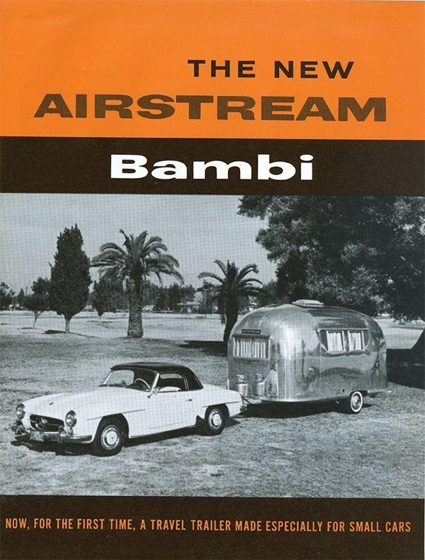 Vintage airstream para la venta
