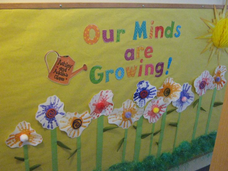 Garden Bulletin Board for Hall