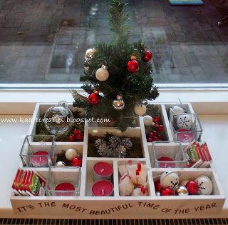 Kerst Letterbak