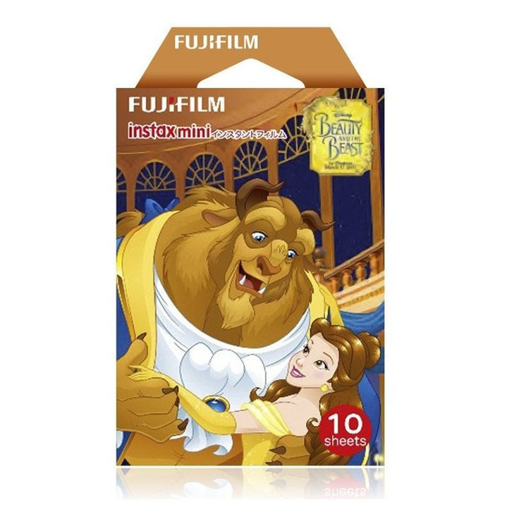 Find More Film Information about 10 Sheets Genuine Fujifilm Instax Mini Beauty and the Beast Film Mini 8 Instant Film For Polaroid Mini 7s 70 90 SP 2 Camera,High Quality film for polaroid,China instant film Suppliers, Cheap film mini from Photography store on Aliexpress.com
