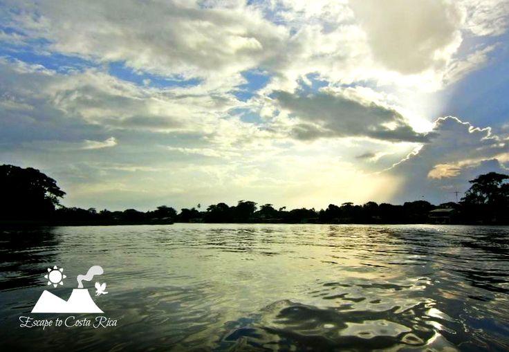 Parque nacional Tortuguero #CostaRica