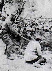 Nanking Massacre 1937 200,000 dead