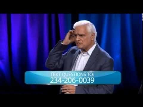 Answering the Biggest Objections to Christianity - Dr Ravi Zacharias - YouTube