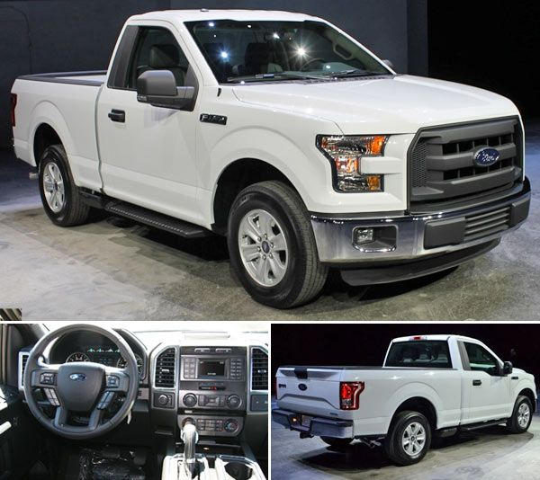 2015 Ford F-150 — Cheapest New 2015 Trucks Starting Under $20,000 - Top 5... http://www.autopten.com/carforum/sbbt156-cheapest-new-2015-trucks-starting-under-20,000-top-5.html