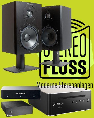 KEF LS50, audiolab M-One, Dynaudio Stand 3x
