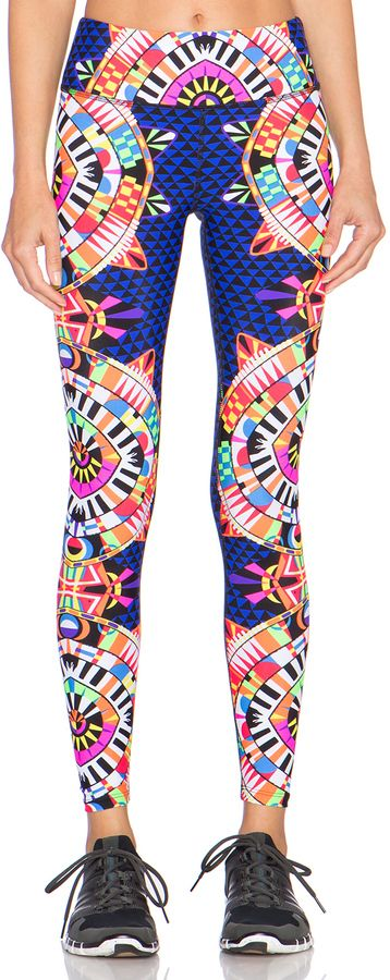 Mara Hoffman yoga pants.. 178 dollars!??? someone please buy these for me!