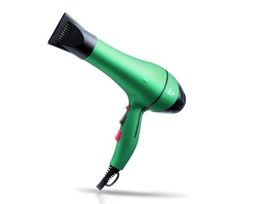PRO TURBO 2000W HAIRDRYER - GREEN  http://www.acehaircare.co.za/products/pro-turbo-2000w-hairdryer-green-hdr2acga