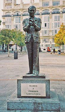 Φεδερίκο Γκαρθία Λόρκα - Βικιπαίδεια