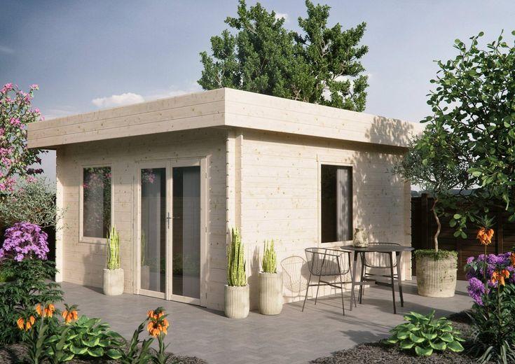 Gartenhaus »Lillevilla 523«, BxT 454x469 cm, inkl
