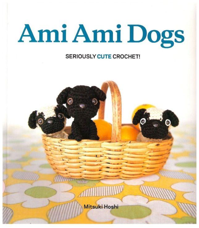 Gallery.ru / Фото #1 - Ami Ami Dogs - Seriously Cute Crochet! - irinask