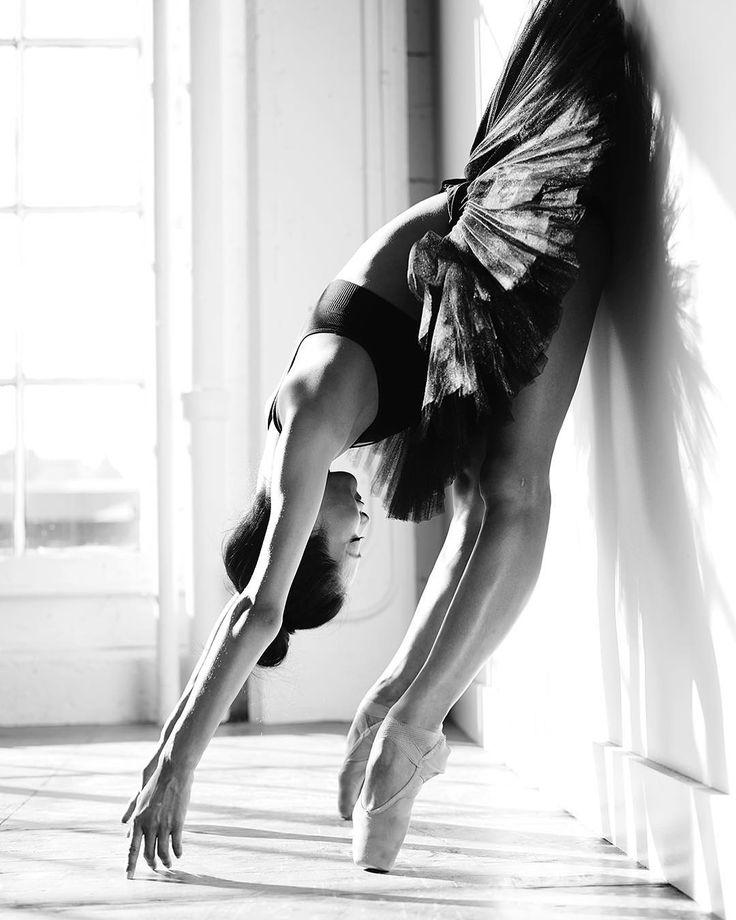 "WanTing Zhao (@wanting227) on Instagram: "" Photo by @brandonmcgantycom . . . . #ballet #ballerina #fitness #dance"""