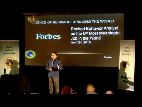Organizational Behavior Management: ABA Not Just For Autism - YouTube