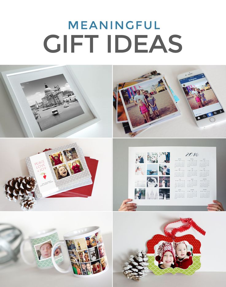 There is still plenty of time to get your photo gifts made for Christmas. We have lots of great options, starting at just $9.99. Cut off for most custom photo gifts is December 18th.