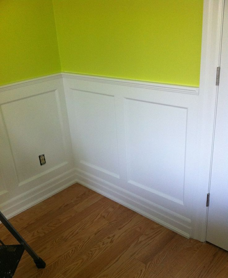 Elite Wall Paneled Wainscoting 8 Ft Kit 38 Quot High A Good