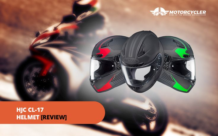 No one can deny that the HJC CL-16 is already an impressive motorcycle helmet but this didn't stop HJC, the #1 helmet brand in America, to come up with something even better – the HJC CL-17 helmet! So, if you love the comfort and excellent visibility the CL-16 offers, you surely wouldn't want to miss trying this one on.