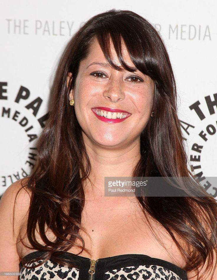 News Photo : Actress Kimberly McCullough arrives at The Paley...