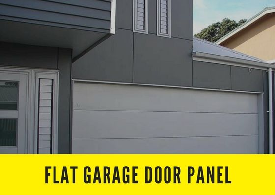 Residential Garage Door Panel comes with a clean architectural finish or the ever popular powder-coated finish.