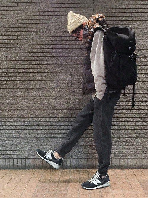 【New Balance】の着こなし!メンズおすすめ秋冬コーデまとめ | fululuri : まだまだきてる2016年ニューバランスとNIKEスニーカーコーデ集 - NAVER まとめ