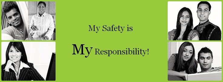 My Safety My Responsibility