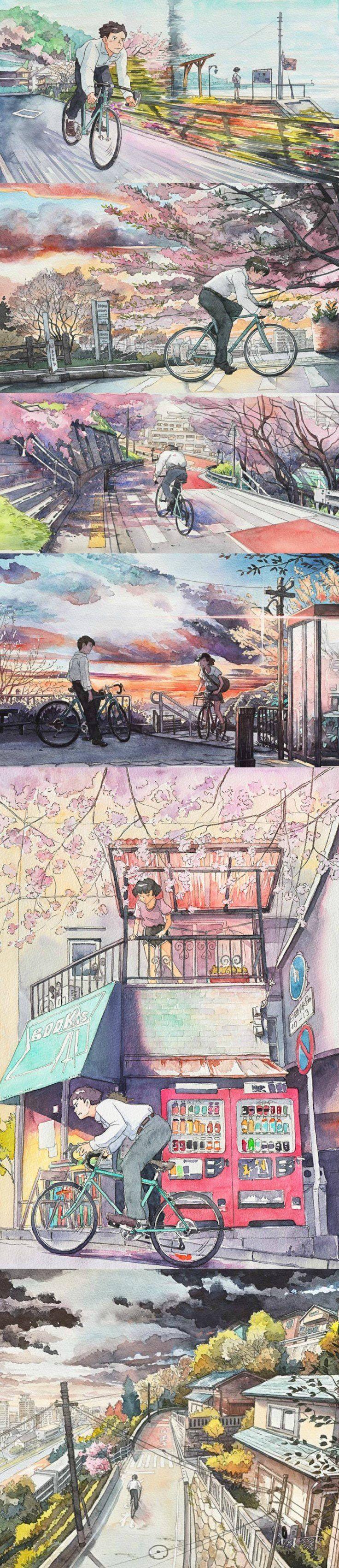 Mateusz Urbanowicz-Studio Ghibli