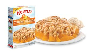 Cobbler Topping Mix | Krusteaz